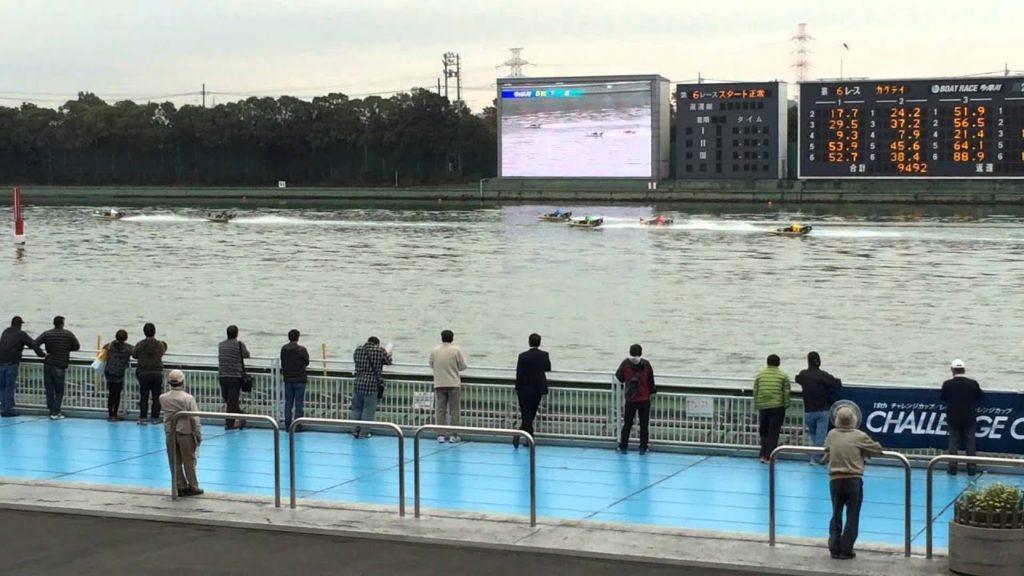 多摩川競艇場 特徴 傾向3