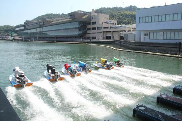 児島競艇場4