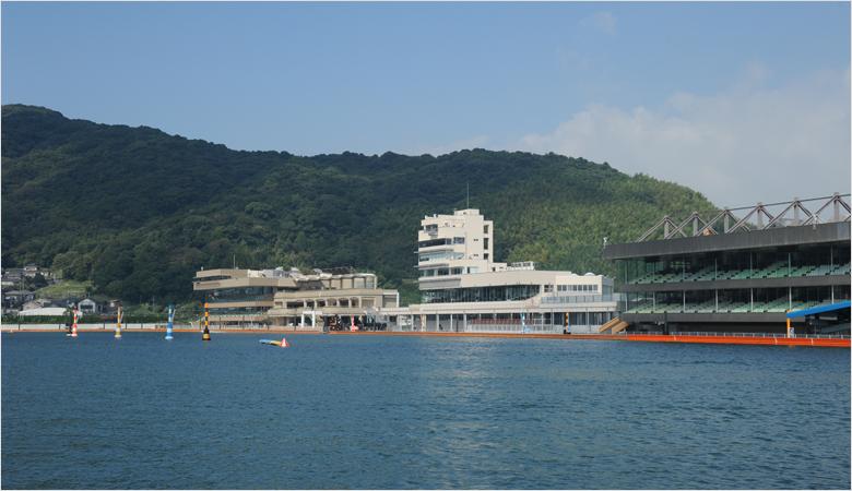 徳山競艇場2