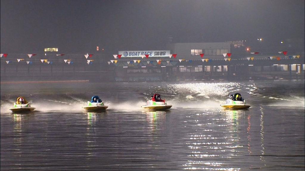 競艇 レース