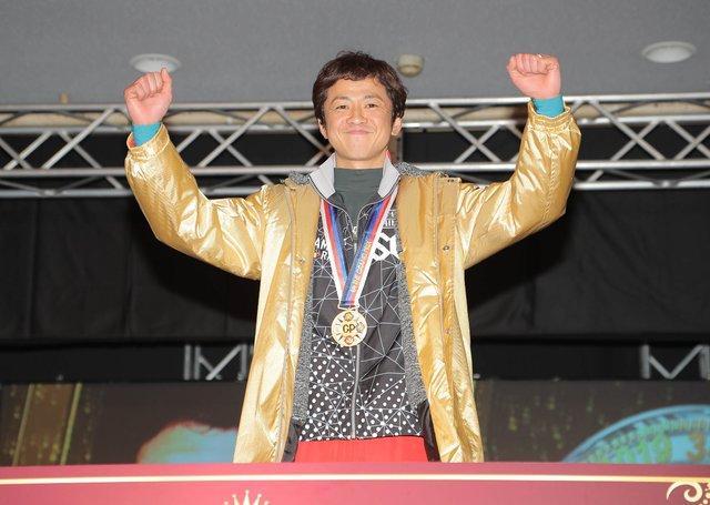 石野貴之 グランプリ 優勝