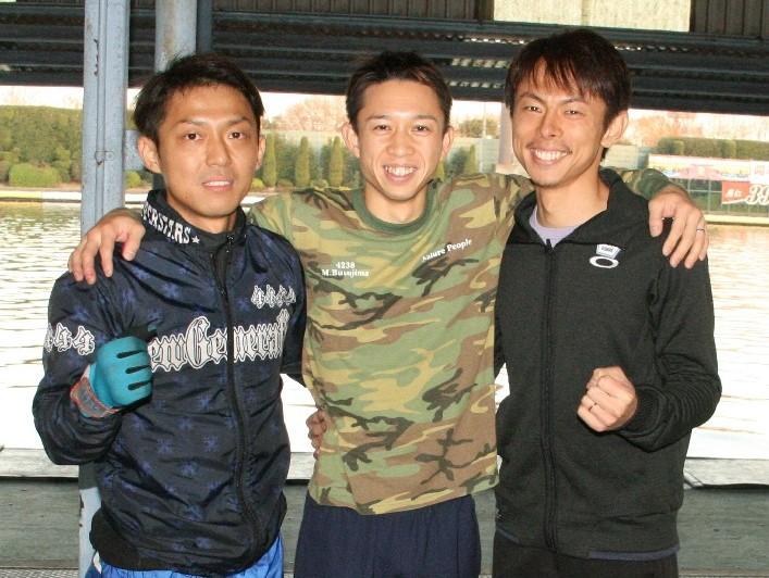 関東地区選手権競走6