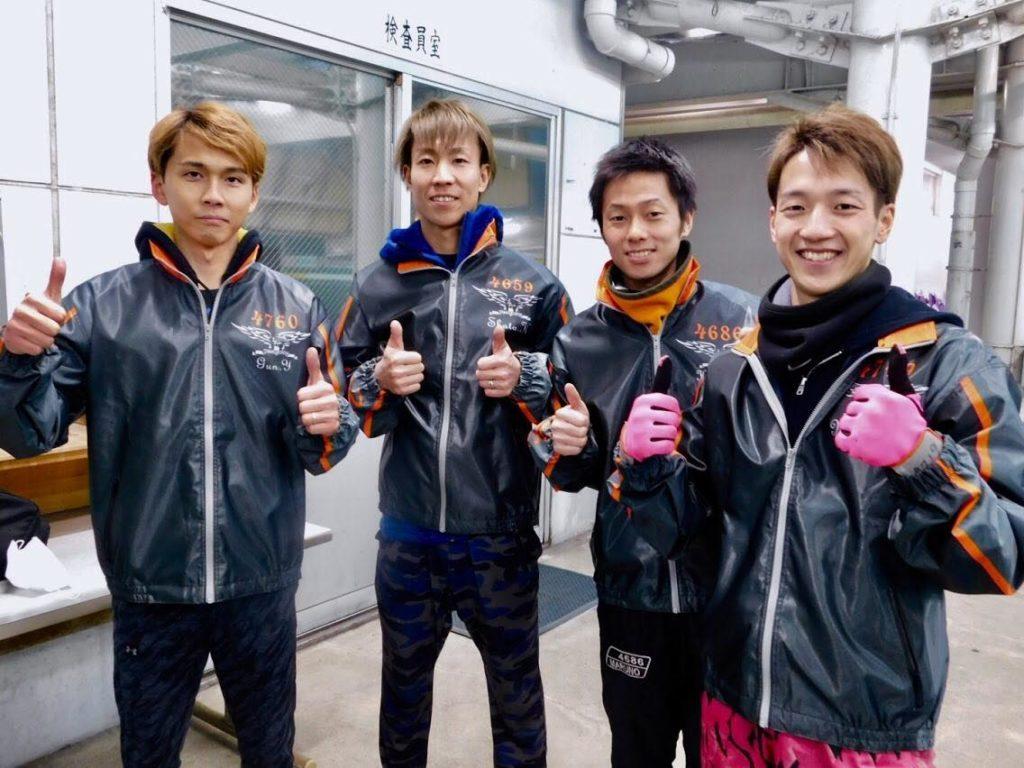近畿地区選手権競走4