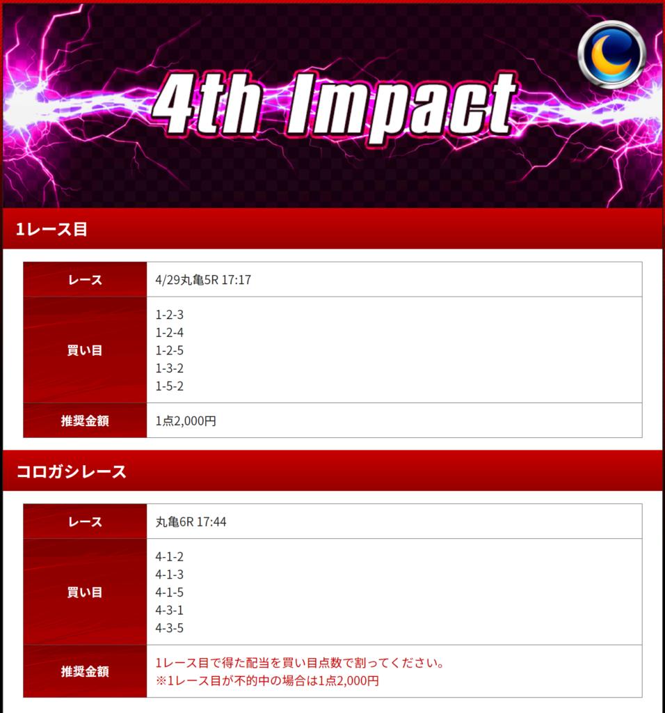 競艇 予想 サイト IMPACT インパクト