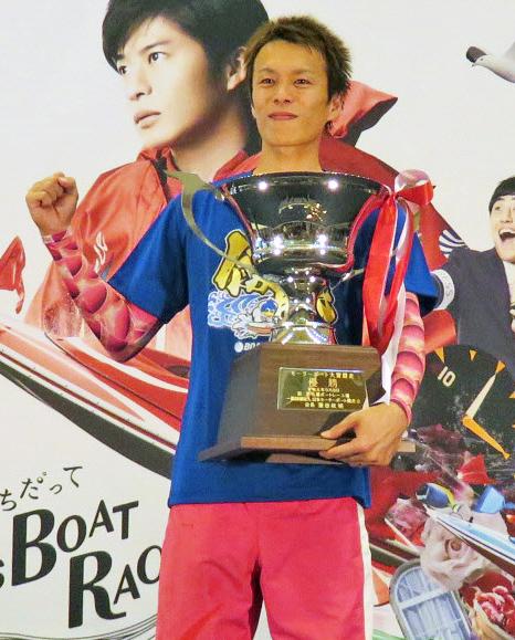 競艇 ボートレース 競艇選手 ボートレーサー 磯部誠 いそべまこと ツイッター インスタ ブログ 成績 優勝 SG G1