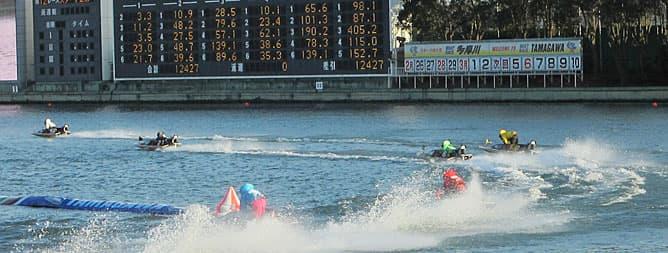 競艇 ボートレース 企画レース ボートレース多摩川 多摩川 まつりだone 稼げる 勝てる 的中率 回収率 出目 検証 予想