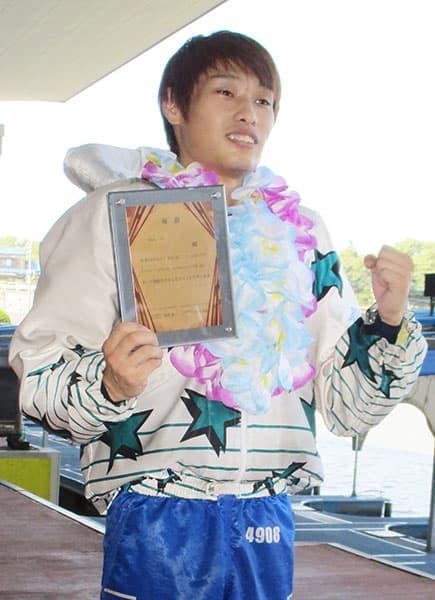 競艇 競艇選手 ボートレース ボートレーサー トップルーキー 上田龍星 うえだりゅうせい 成績 優勝 ツイッター ブログ インスタ プライベート 賞金