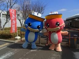 琵琶湖 ビナちゃん・ビーナスちゃん
