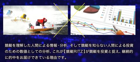 競艇RITZ 勝てる理由